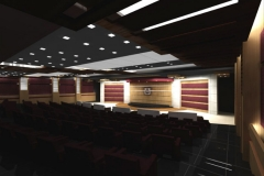 Engineering HQ Auditorium Gujranwala